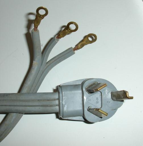 Maytag Dryer 220v Electric Power Cord Ac 3
