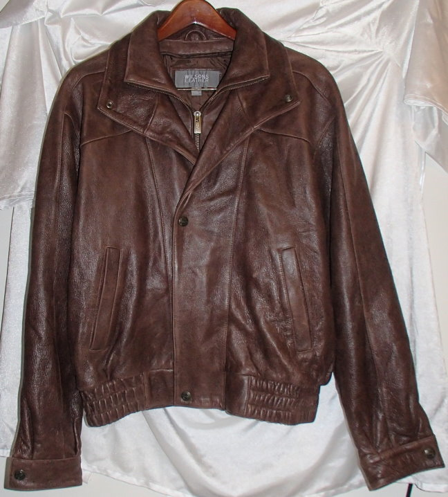 Wilsons Leather Jacket Dark Brown | Jackets | Tradesy